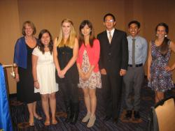 Kay Moyer Memorial Scholarship Recipients