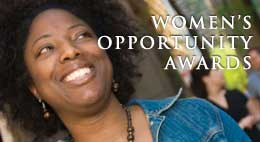 Soroptimist Women's Opportunity Awards